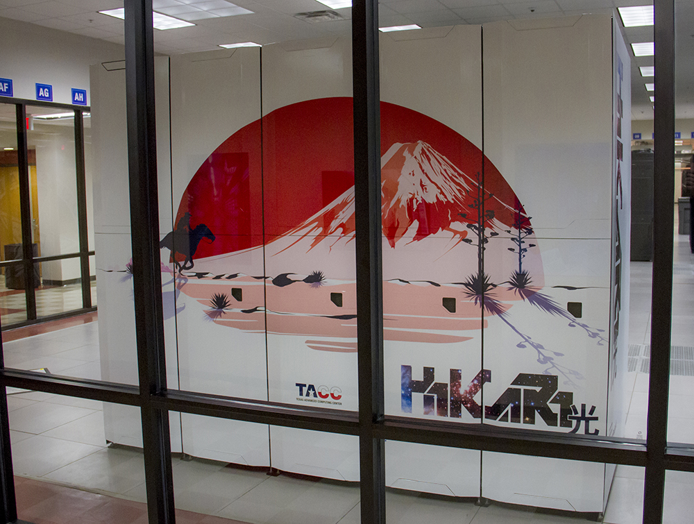 Hikari Texas Advanced Computing Center