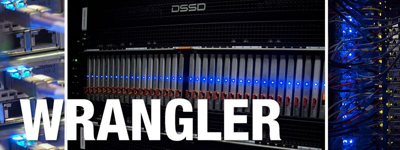 Wrangler: Supercomputer Speeds Through Big Data