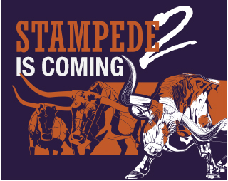 Stampede 2 Is Coming