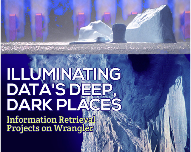 WHEN DATA'S DEEP, DARK PLACES NEED TO BE ILLUMINATED