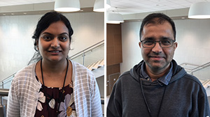 TACC Welcomes Anagha Jamthe and Uday Udeshpande to the Center!