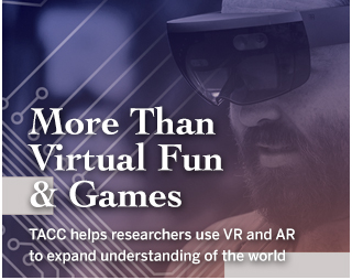 MORE THAN VIRTUAL FUN AND GAMES