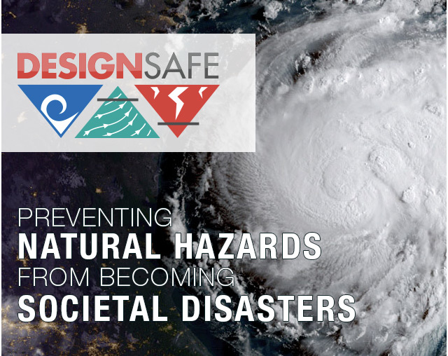 PREVENTING NATURAL HAZARDS FROM BECOMING SOCIETAL DISASTERS