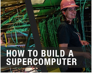 DIY: HOW TO BUILD A SUPERCOMPUTER