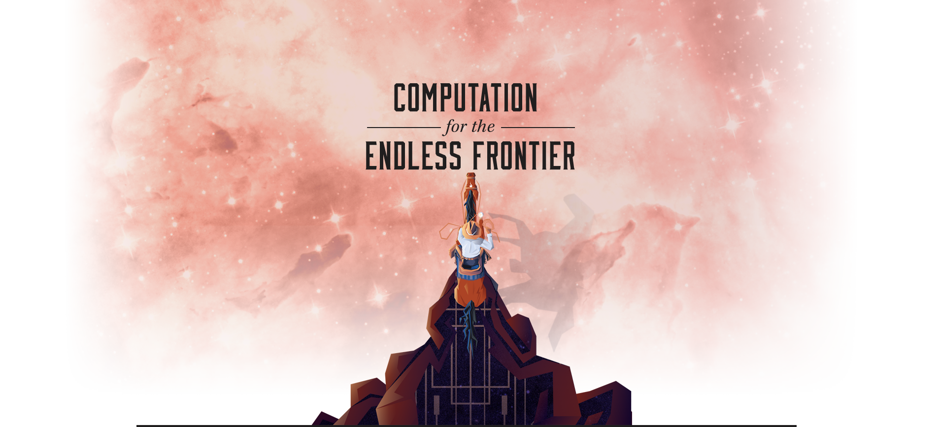 Computation for the Endless Frontier