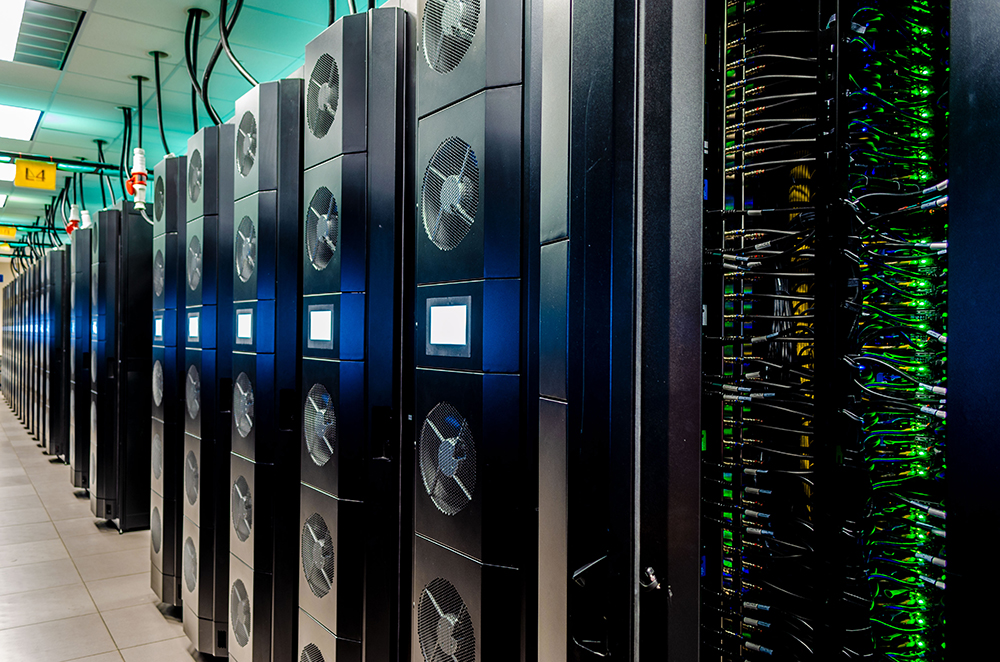 The NSF-funded Frontera supercomputer at TACC debuted on the June 2019 Top500 supercomputer list ranked at #5 fastest in the world. This made the University of Texas at Austin home to the two fastest academic supercomputers in the U.S., Frontera and Stampede2 (#19).