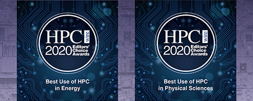 TACC RECEIVES TWO 'EDITORS' CHOICE' HPCWIRE AWARDS FOR 2020