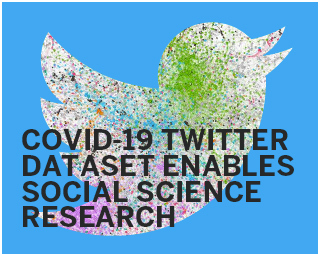 TACC COVID-19 TWITTER DATASET ENABLES SOCIAL SCIENCE RESEARCH ABOUT PANDEMIC