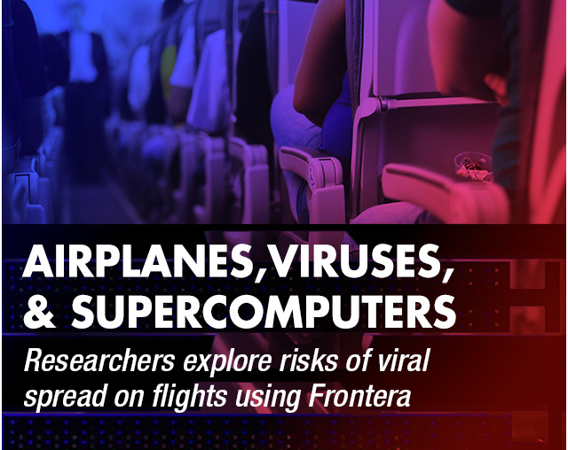 HOW AT RISK ARE YOU OF GETTING A VIRUS ON AN AIRPLANE?