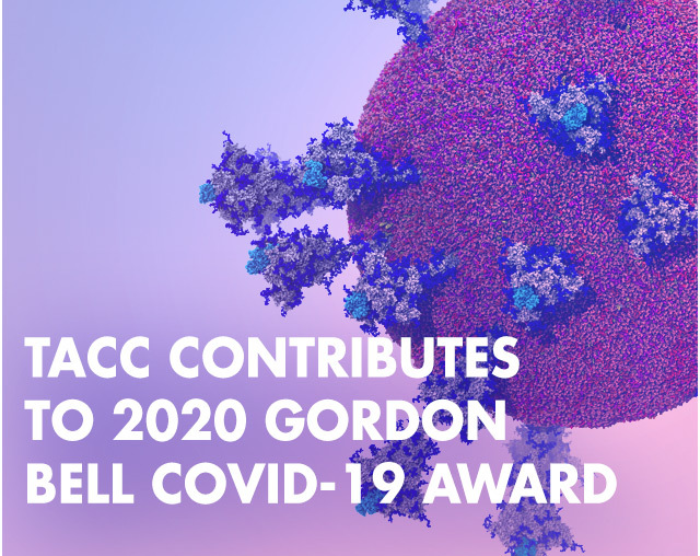GORDON BELL SPECIAL PRIZE WINNING TEAM REVEALS AI WORKFLOW FOR MOLECULAR SYSTEMS IN THE ERA OF COVID-19