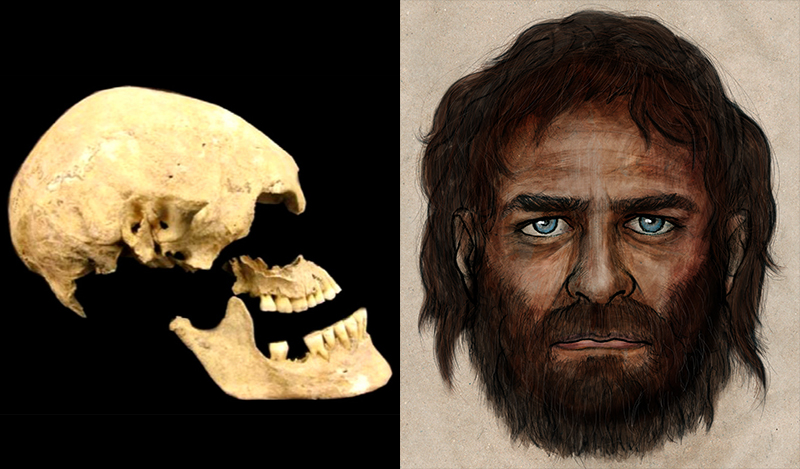 an overview of the first modern man cro magnon man in history Cro-magnon is the name scientists once used to  the first modern behaviors are in evidence at several  complex history of admixture between modern humans and .